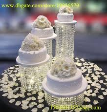 cupcake stand with led lights round wedding cupcake stand acrylic crystal bead cascade waterfall