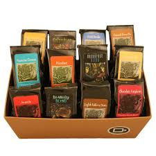 indulgent selection gift box gourmet coffee gifts