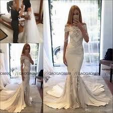 discount off shoulder couture wedding dresses 2017 off shoulder