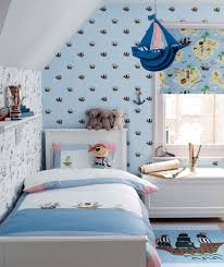 papier peint chambre gar n chambre enfant papier peint enfant bleu clair motifs bateaux