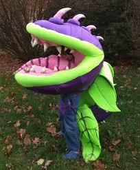 Plants Zombies Halloween Costumes Chomper Costume 1 Momismean Deviantart