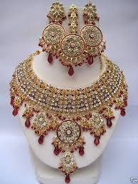 indian bridal necklace images Indian bridal jewellery designs latest bridal necklaces jpg