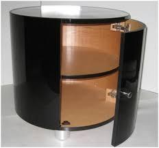 round nightstand house pinterest round nightstand