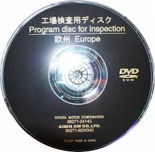 lexus rx 400h gps dvd diy updating your navigation dvd with new version page 3