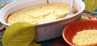 dairy free corn pudding and corn cakes recipes