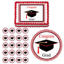 graduation cap cake topper graduation edible cake decorations ebay