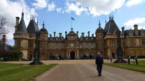 armchair travel with martha blenheim palace and waddesdon manor