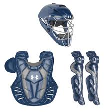 under armour converge uack3 jrp youth catchers gear set
