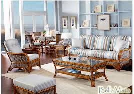 Living Room Wicker Furniture Vista Rattan And Wicker Living Room Set And Individual