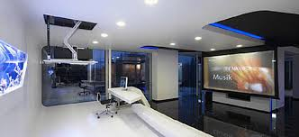 High Tech Office Furniture by Home Office Technology Stewart Altschuler Home Office 09