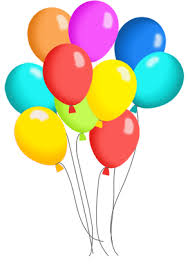 birthday balloons birthday balloons free birthday balloon clip clipart images 6