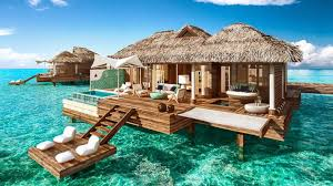 new overwater bungalows in jamaica are what dreams are made of