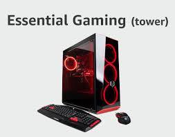 cheap gaming pc black friday amazon desktops amazon com