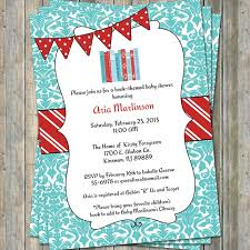 bring a book baby shower baby book shower invitations party xyz