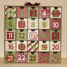 christmas advent calendar tamra s crafty paper creations christmas advent calendar ctmh