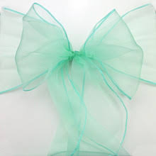 mint chair sashes buy green chair sashes and get free shipping on aliexpress