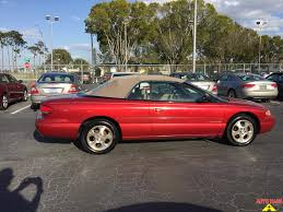 2000 chrysler sebring jxi convertible for sale in fort myers fl