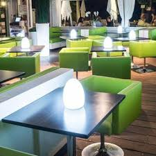 Modern Cafe Furniture by Modern Unique Pastiche Events