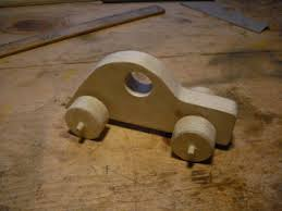how to make a wooden toy car 7 steps