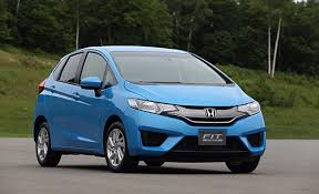 honda car fit honda releases photo of 2014 fit details of fit hybrid