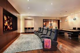 interior design home and entertainment rooms featuring witty design ideas