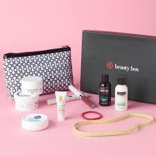 target beauty box december 2016 0003