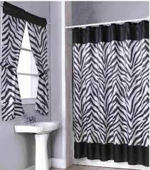 zebra bathroom ideas zebra print bathroom stainless steel recessed light l