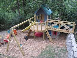 exterior simple gorilla playset ideas for your traditional