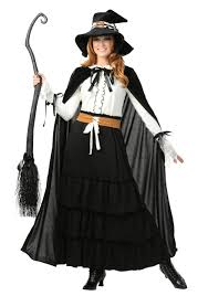 Bleach Halloween Costumes Women U0027s Salem Witch Costume