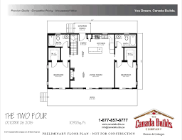 apartments floor plans canada small house floor plans hillside