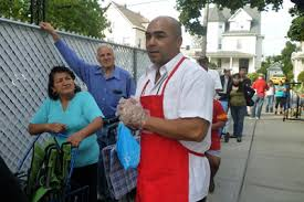 Soup Kitchens In New York by Queens Imam Spreads The Gospel Of Good Eating Cornell Chronicle