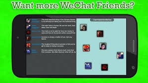 apk for wechat chat friend for wechat apk free social app for android