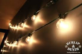 hanging globe lights indoors indoor hanging lights string lighting indoors add vines and drape
