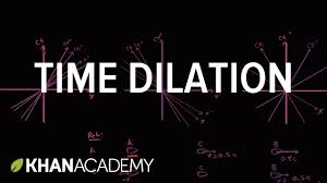 time dilation special relativity physics khan academy youtube