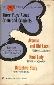 three plays about crime and criminals by joseph kesselring