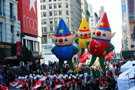 new yorker spotlight the magic of macy s thanksgiving day