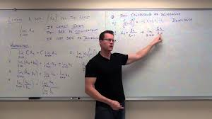 calculus 2 lecture 9 1 convergence and divergence of sequences
