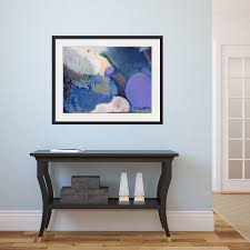 Large Artwork For Wall by Abstract Framed Wall Art Rectangle 43 Wall Wood Modern