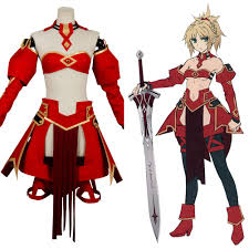 master splinter halloween costume fate apocrypha fa saber of red mordred dress cosplay costume