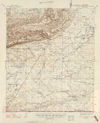 Map Of Carlsbad Ca New Mexico Historical Topographic Maps Perry Castañeda Map