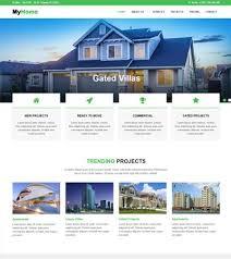 real estate builders web templates archives webthemez
