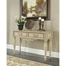 Ashley Sofa Table by Signature Design By Ashley T707 4 Ortanique Sofa Table In Light