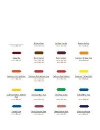 liquitex heavy body color chart hawaiian graphics