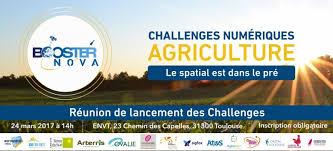 lancement des parcours de compétences en agriculture sur le challenges numériques agriculture by booster réunion de