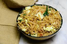 egg recipes for dinner egg vermicelli pulao recipe how to make egg vermicelli pulao
