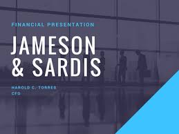 finance presentation templates canva