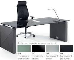 bureau metal et verre mobilier bureau direction meubles et bureaux de direction