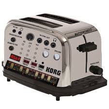 Next Toaster After Korg Volca Kick What U0027s Next This Volca Toaster Of Course