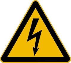 signing plate klar warning signing plate 740162 7401 62 elektrotools de