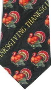 thanksgiving neckties 2002 ties